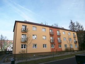 Pronájem, byt 2+1, 50 m2, Plzeň, ul. Zahradní