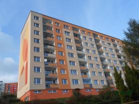 Prodej, byt 2+kk, 43 m2, DV, Ústí nad Labem, ul. Rabasova
