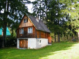 Prodej, chata, 2+1, 100 m2, Prostřední Bečva