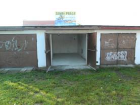 Pronájem, garáž, 18 m2, Česká Lípa - centrum