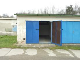 Pronájem, garáž, 25m2, Česká Lípa, Střelnice
