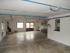 Pronájem, výrobní objekt, 256 m2, Česká Třebová