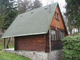 Prodej, chata 2+kk, Ondřejov u Prahy