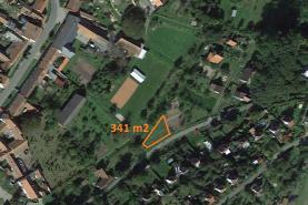 Prodej, zahrada, 341 m2, Pavlovice