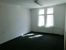 Pronájem, kancelář, 134 m2, Ostrava, ul. Smetanovo nám.
