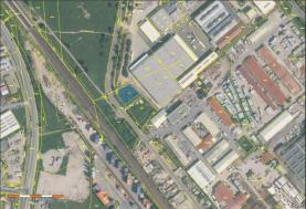Prodej, provozní plocha, 864 m2, Praha 10
