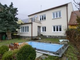 Prodej, rodinný dům, 250m2, Příbram na Moravě