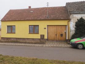 Prodej, rodinný dům 3+1, Troskotovice