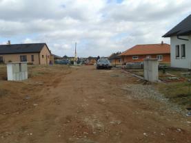 Prodej, stavební pozemek, 778 m2, Líně