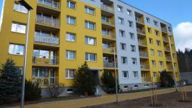 Prodej, byt 2+kk, 43 m2, DV, Semily
