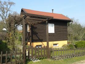 Prodej, chata, 16 m2, Libušín