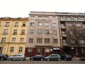 Pronájem, byt 1+kk, 26 m2, Praha 10 - Vršovice