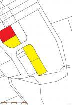 Prodej stavebního pozemku 642m2