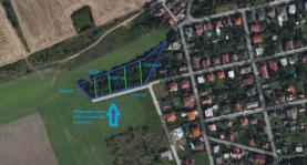 Prodej, stavební pozemek, 806 m2, Praha 6 - Nebušice
