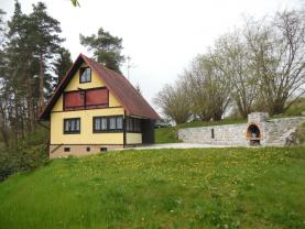 Prodej, chata 4+kk, 72 m2, Slapy - Ždáň, Praha západ