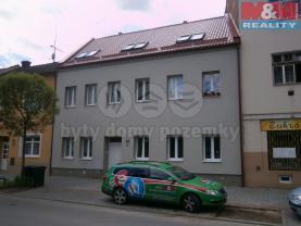 Pronájem, byt 1+1, 30 m2, Brno, ul. Šámalova
