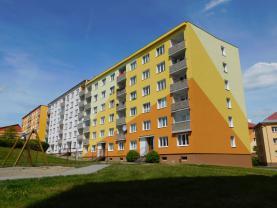 Prodej, byt 1+1, 36 m2, Horní Slavkov, ul. Školní