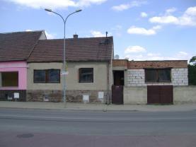 Prodej, rodinný dům 6+2, Oslavany