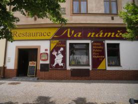 Prodej, restaurace, Kladno, ul. náměstí starosty Pavla
