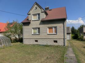 Prodej, rodinný dům 6+2, Horní Bludovice