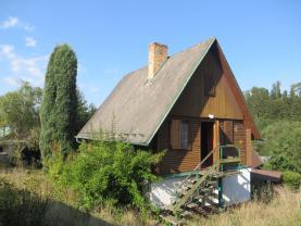 Prodej, chata 5+1, Zbraslavice - Hodkov