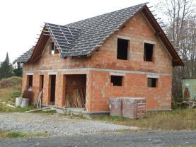 Prodej, rodinný dům, Albrechtice