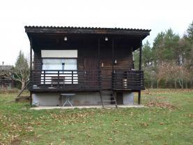 Prodej, chata, 45 m2, Vráž