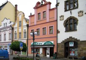 Pronájem, obchodní prostory, 170 m2, Lanškroun