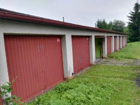 Prodej, garáž 18 m2, Česká Třebová