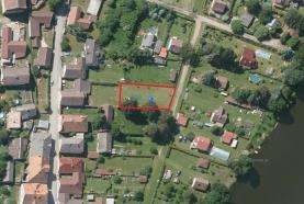 Prodej, zahrada, 523 m2, Týn nad Vltavou