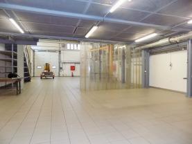 Podnájem, výrobní prostory, 700 m2, Praha 10 - Vršovice