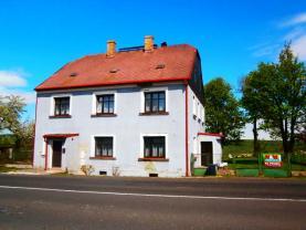 Prodej, rodinný dům 5+1, 260 m2, Křimov