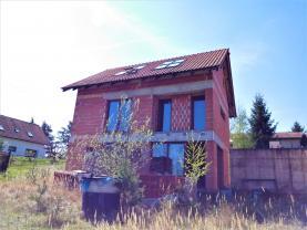 Prodej, rodinného domu 5+kk, 1380 m2, Drevníky