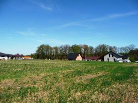 Prodej, stavební pozemek, 1403 m2, Sedlnice