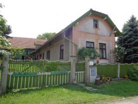 Prodej, rodinný dům 3+kk, 1900 m2, Sloveč-Střihov