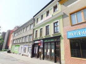Pronájem, obchodní prostor, Kladno, ul. I. Obrachta