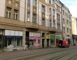 Pronájem, obchodní prostory, Liberec, ul. 5. května