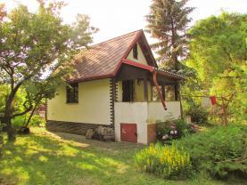 Prodej, chata 1+1, 582 m2, Kladno - Vrapice