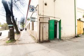 Pronájem, výrobní prostory, 262 m2, Praha 6 - Bubeneč