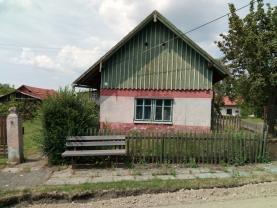 Prodej, rodinný dům, 886 m2, Osek