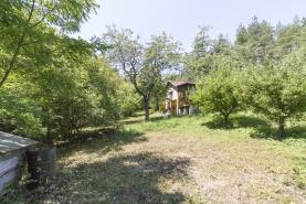 Prodej, zahrada, 994 m2, Praha 6 - Lysolaje