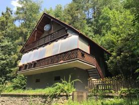 Prodej, rodinný dům, Vrchy