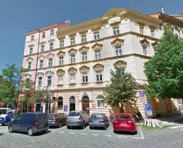 Pronájem, kanceláře, 42 m2, Praha 2 - Vinohrady,ul.Záhřebská