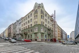 Prodej, komerční prostory, 183 m2, Praha 7, ul. Heřmanova
