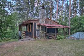 Prodej, chata, 32 m2, Chrást u Plzně