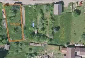 Prodej, zahrada, 475m2, Louňovice pod Blaníkem