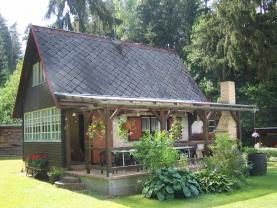 Prodej, chata, 387 m2, Hracholusky