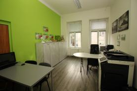 Pronájem, kancelář, 153 m2, Praha 2 - Nové Město