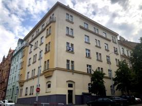 Prodej, sklepní prostory, 35m2, Praha - Vinohrady