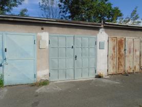 Pronájem, garáž, 20 m2, Praha 4 - Braník